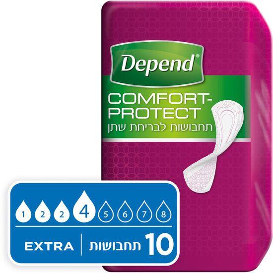 תחבושות  Comfort-Protect לבריחת שתן, אקסטרה